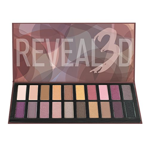 Coastal Scents Revealed 3 Palette, 0.3 Ounce by Coastal Scents