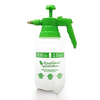 PUMP PRESSURE WATER SPRAYERS - Handheld Garden Sprayer for Water Chemicals and Pesticides (1 Litre)