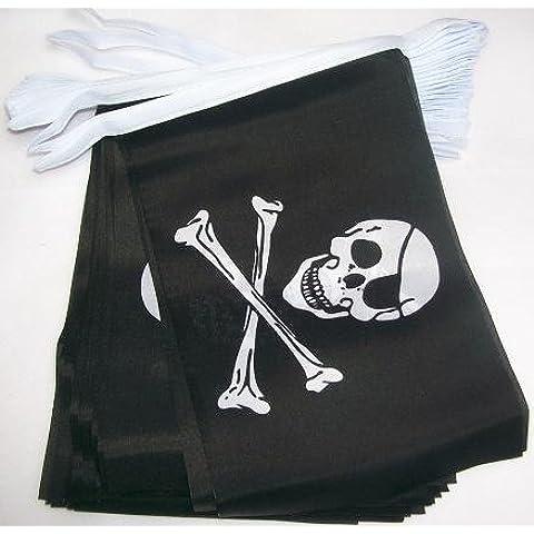 3 M Skull & Crossbones, motivo: bandiera