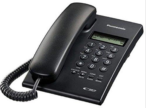 Panasonic KX-TSC60SXB Corded Phone (Black)