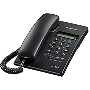 Panasonic KX-TSC62SXB Corded Telephone: Amazon in: Electronics