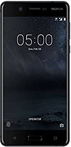 Nokia 5 (Matte Black, 3GB RAM, 16GB Storage)