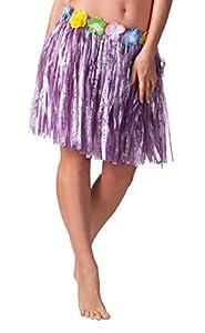 Boland 52422 - Hawaii falda, alrededor de 45 cm, un tamaño, violeta