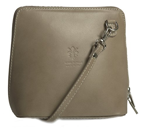 Big Handbag Shop, Borsa a tracolla donna One Khaki