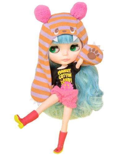 Neo Blythe Mandy Cotton Candy Limited