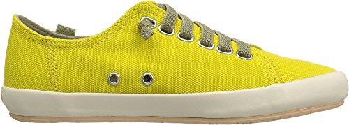CAMPER Damen Borne Sneakers Gelb