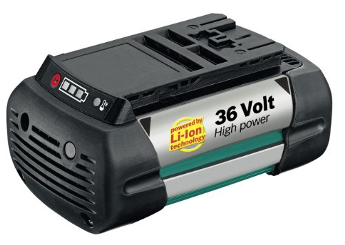 Bosch 36 V Battery for Rotak Lawnmowers and AKE 30 LI Chainsaw