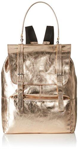 BREE Damen Brigitte 24 S17 Rucksackhandtasche, (Gold Metallic), One Size