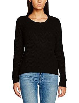 Vero Moda Vmposh LS Blouse Noos, suéter para Mujer