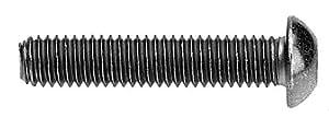 100 Stück: Sechseckig Schrauben T BOMBEE 6 x 60, verzinkter 10.9 Klasse