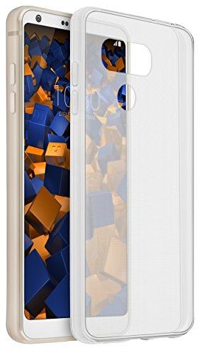 mumbi UltraSlim Hülle für LG G6 Schutzhülle transparent (Ultra Slim - 0.70 mm) Lg Ultra Slim