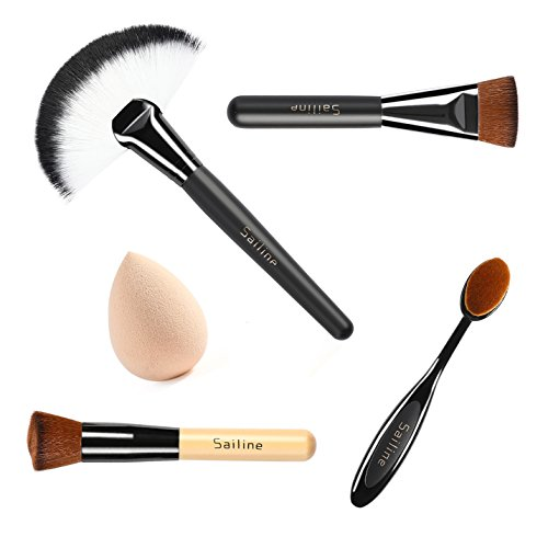 sailine 2018 New Foundation Creme Contour Powder Concealer Foundation Cosmetics Werkzeug Make-up...