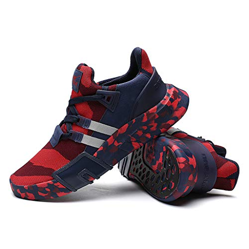 Riou Laufschuhe Herren Sneaker Turnschuhe Leicht Mesh Atmungsaktiv Mode Trend Sportschuhe für Outdoor Running Joggen Fitness Freizeit Schuhe 2019 Angebot Günstig