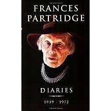 Frances Partridge Diaries 1939-1972 by Frances Partridge (2000-12-02)