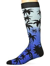 K. Bell Sport Men's Palm Crew Socks (Pack of 2)