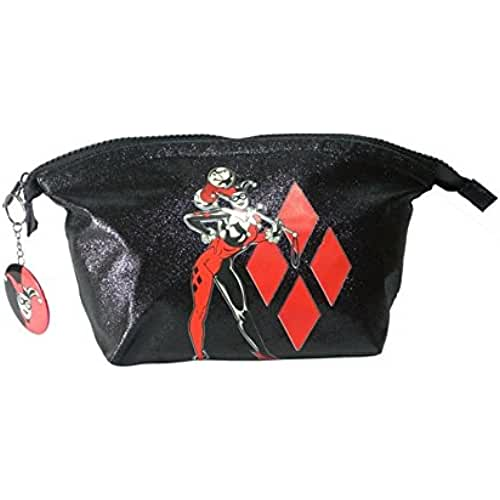 DC Comics - Batman - neceser - make Up bolsa de cosméticos - Harley Quinn