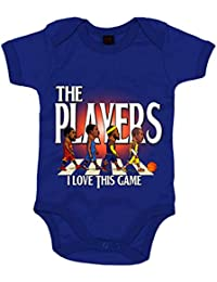 Body bebé The Players NBA I Love This Game Basket