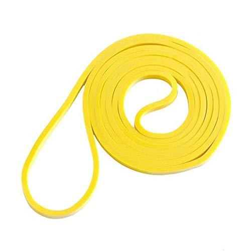 hms unisex 17-33-020 5907695503180 - fascia per esercizi, taglia unica, colore: giallo