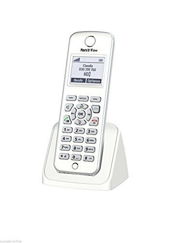 AVM FRITZ!Fon M2 FRITZ FON DECT & INTERNET TELEFON SCHNURLOS FUNK + BASIS Station Schnurloses