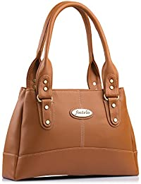 Fostelo Women's Catlin Handbag Tan