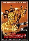 SÖLDNER KOMMANDO 2 DVD Deutsch,UNCUT
