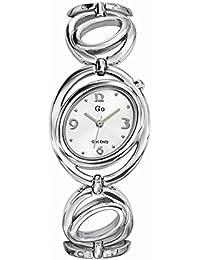 Go Girl Only Damen-Armbanduhr Analog Quarz Silber 694820