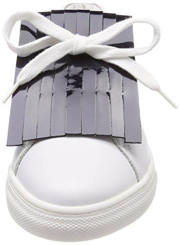 Hassia Maranello, Weite G, Sneaker Donna Weiß (Weiss/Ocean)
