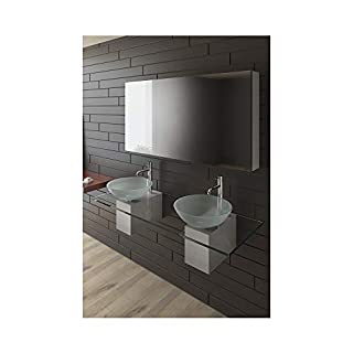Alpenberger Glass basin sink/basin/Alps Berger/200Series/Wash Tables Exclusive for Your Bathroom/Bathroom/Double Basin/Sink/Washing Shell Insert/Sink