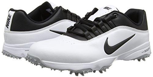 Chaussures Nike Air Zoom Rival 5, Blanc Pour Homme (blanc / Argent Métallisé)