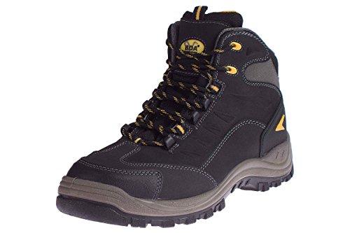 BOA® Sicherheitsschuhe Arbeitsschuhe S3 EN 20345 Größe 40 (Schuhe Ass)