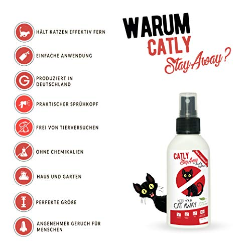 Zoom IMG-3 repellente per gatti catly stay