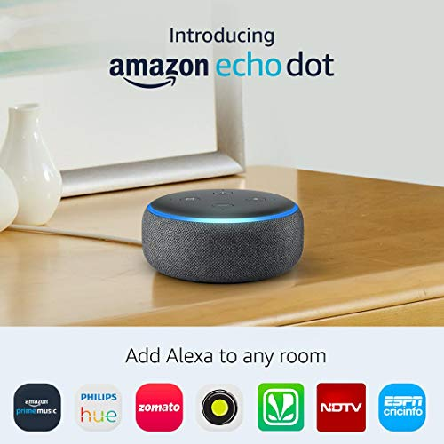 All-new Echo Dot (3rd Gen) - Smart speaker with Alexa 2
