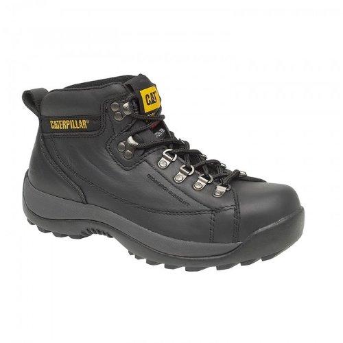 Caterpillar Hydraulic - Chaussures montantes de sécurité S3 - Homme Noir