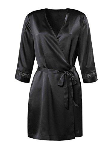 Calida Limited Edition Silk Seiden-Kimono Damen (Limited Edition-seide)