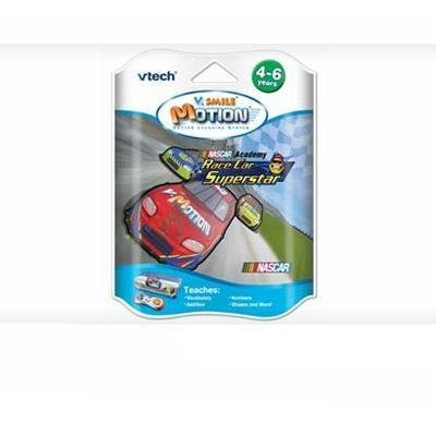 vtech-v-smile-motion-game-nascar-import-uk