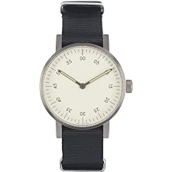 Void V03B Brushed Stainless White/White Watch