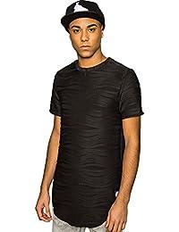 T-shirt Sixth June relief noir 1118V