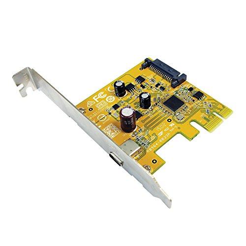 .1 PCI Express Karte mit 1x Typ-C Schnittstelle ()