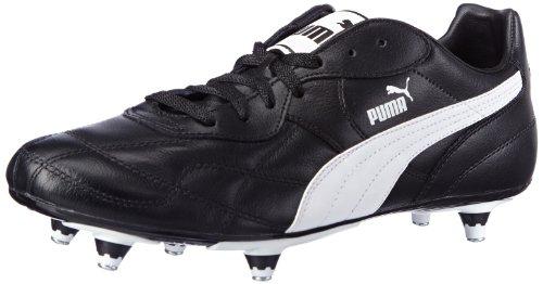 Puma Esito Classic Sg, Chaussures de football homme Noir (01Black/White)