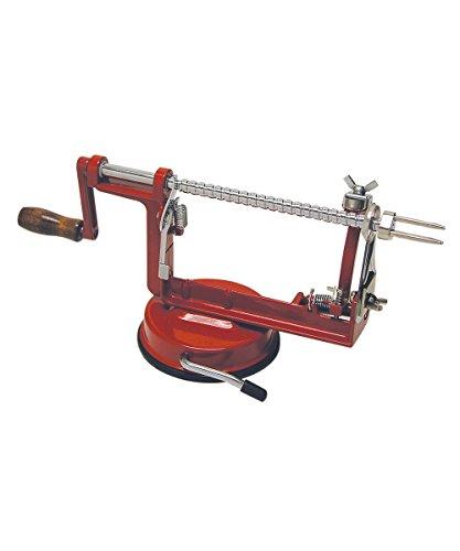 Apple Peeler/Corer/Slicer Machine Red -