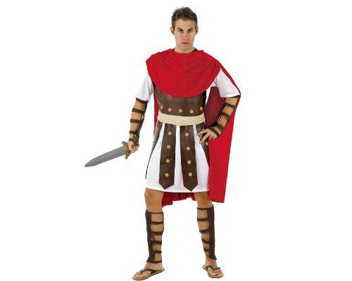 Imagen de atosa  disfraz de gladiador romano para hombre, talla l m/l  98907