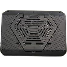 Ideal para estufas de leña. Reputedc Soporte de pie Multifuncional para Nintendo Switch Cooling Pad con 3 Ranuras para Tarjetas incorporadas
