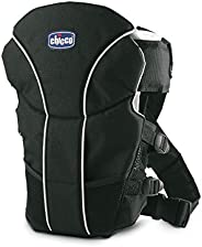Chicco Ultra Soft Infant Limited Edition Baby Carrier, Black