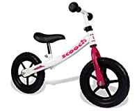 Storm Pink Girls Kids BMX Balance Bike