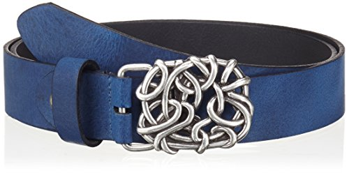 mgm-womens-belt-blue-blau-blau-5-100-cm