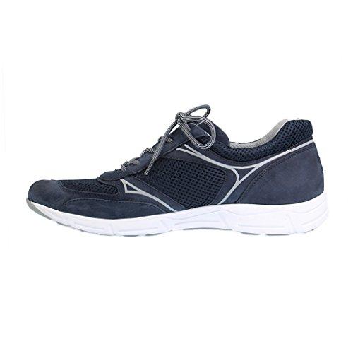 Gabor Comfort, Sneakers Basses Femme Bleu (pazifik Print)