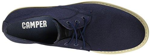 Camper Mil K100221-001 Chaussures habillées Homme Bleu