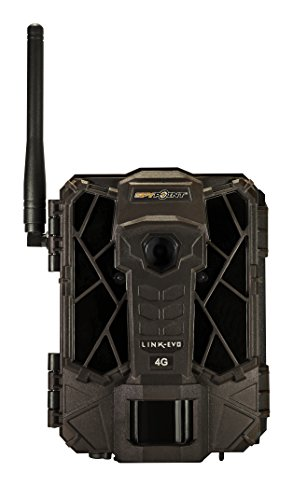 Spypoint de Lien Evo Wild Caméra de Surveillance, Marron, S