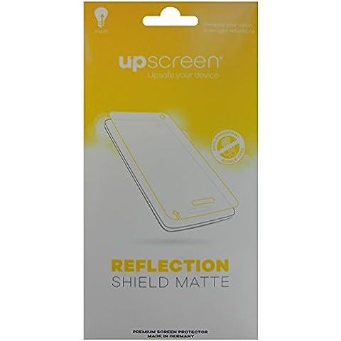 upscreen REFLECTION SHIELD MATTE Pellicola di protezione per Suunto Vector Khaki, Anti-Impronte e Antimacchia, Multitouch ottimizzato, Opaca