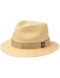 Stetson Cappello di Paglia BBQ Natural Donna Uomo  e15ddbee31ce